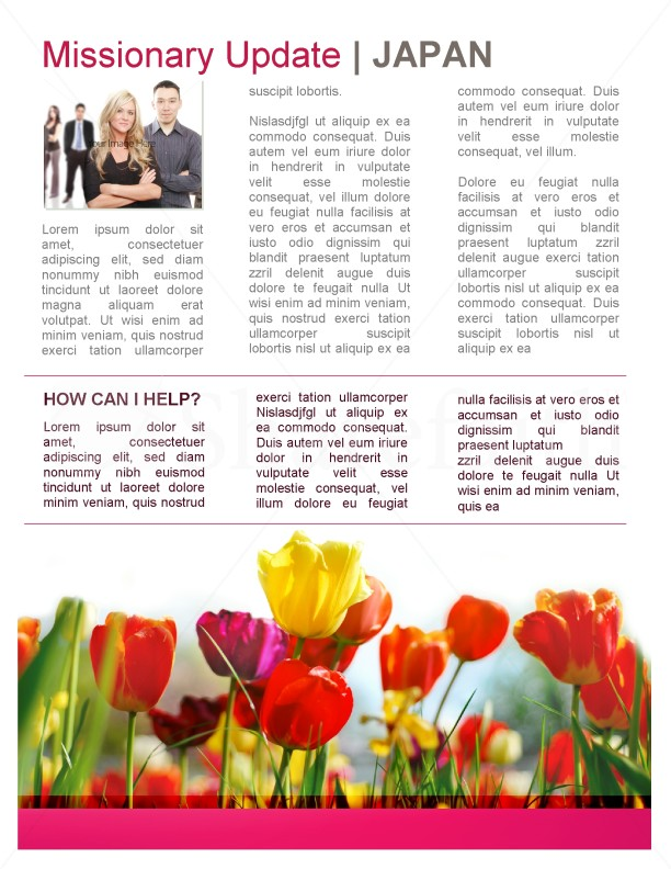 Flowers Church Newsletter | page 3