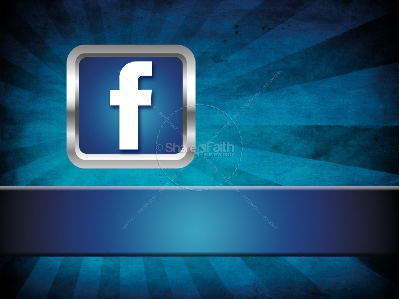 facebook church powerpoint
