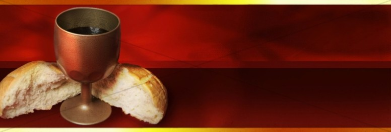 Communion Website Banner