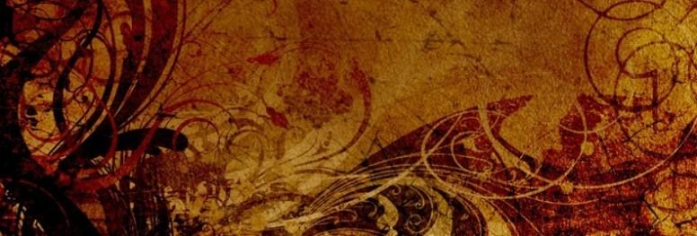 Grunge Website Banner