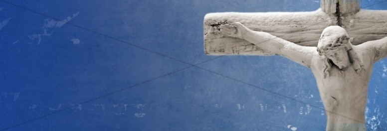 Crucifixion Website Banner
