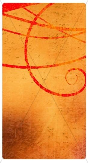 Swirls Banner Widget