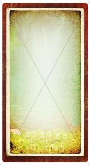 Nature Banner Widget