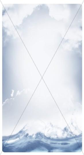 Water Banner Widget