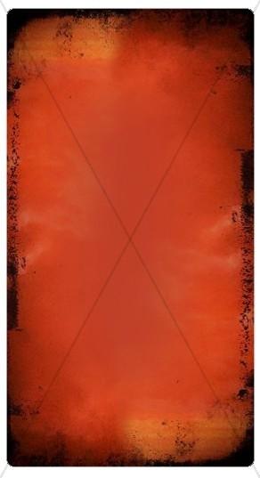 Orange Banner Widget