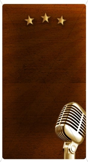 Microphone Banner Widget