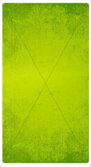 Green Banner Widget