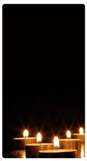Candlelight Banner Widget