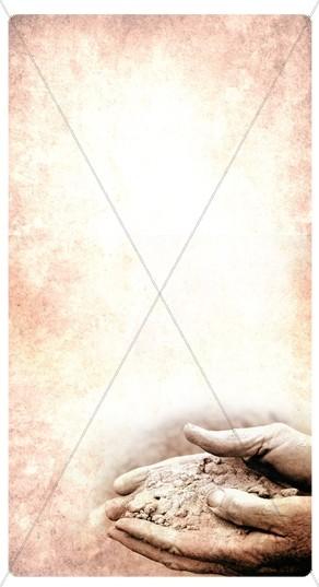 Hands Banner Widget
