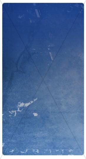 Blue Banner Widget