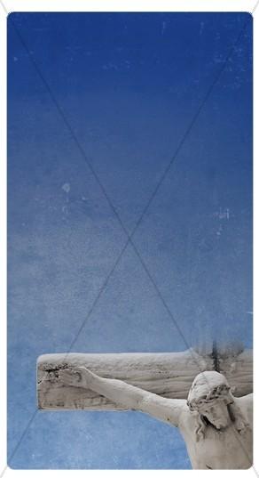 Crucifixion Banner Widget