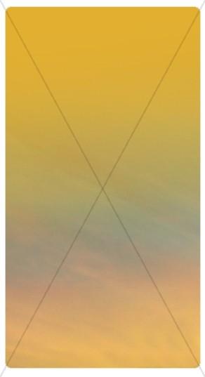 Sunset Banner Widget