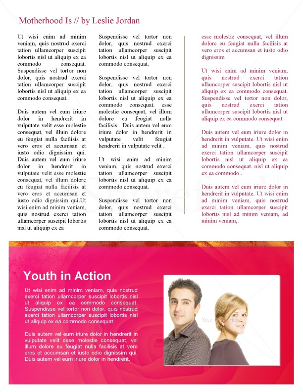 Rose Church Newsletter | page 3