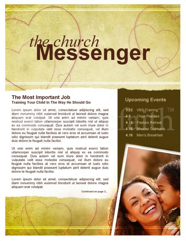 Moms Church Newsletter