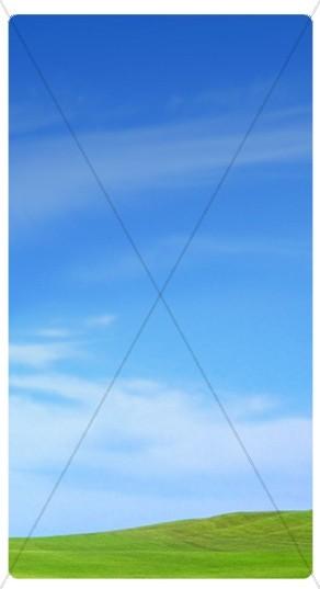 Grass Banner Widget