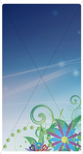 Plants Banner Widget