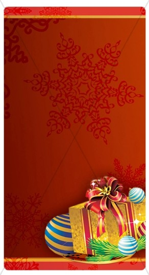 Christmas Gifts Banner Widget