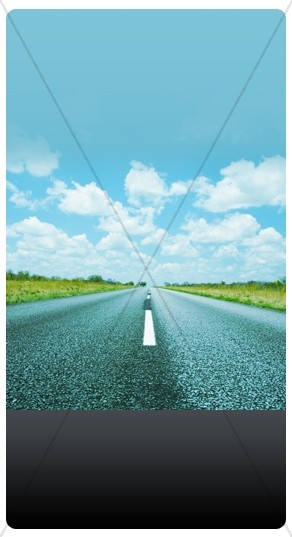 Road Banner Widget