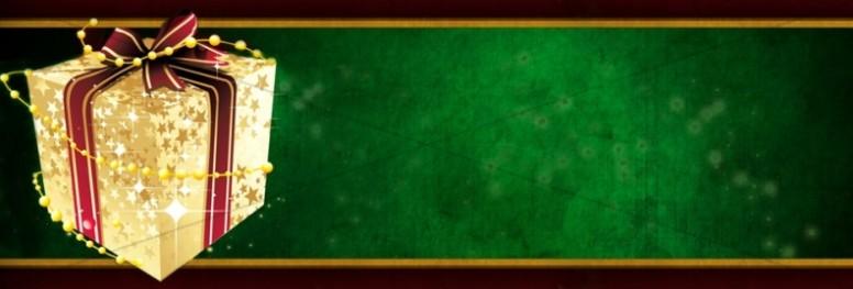 Gift Website Banner