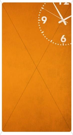 Clock Banner Widget