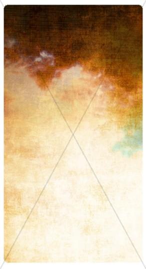 Stormy Sky Banner Widget