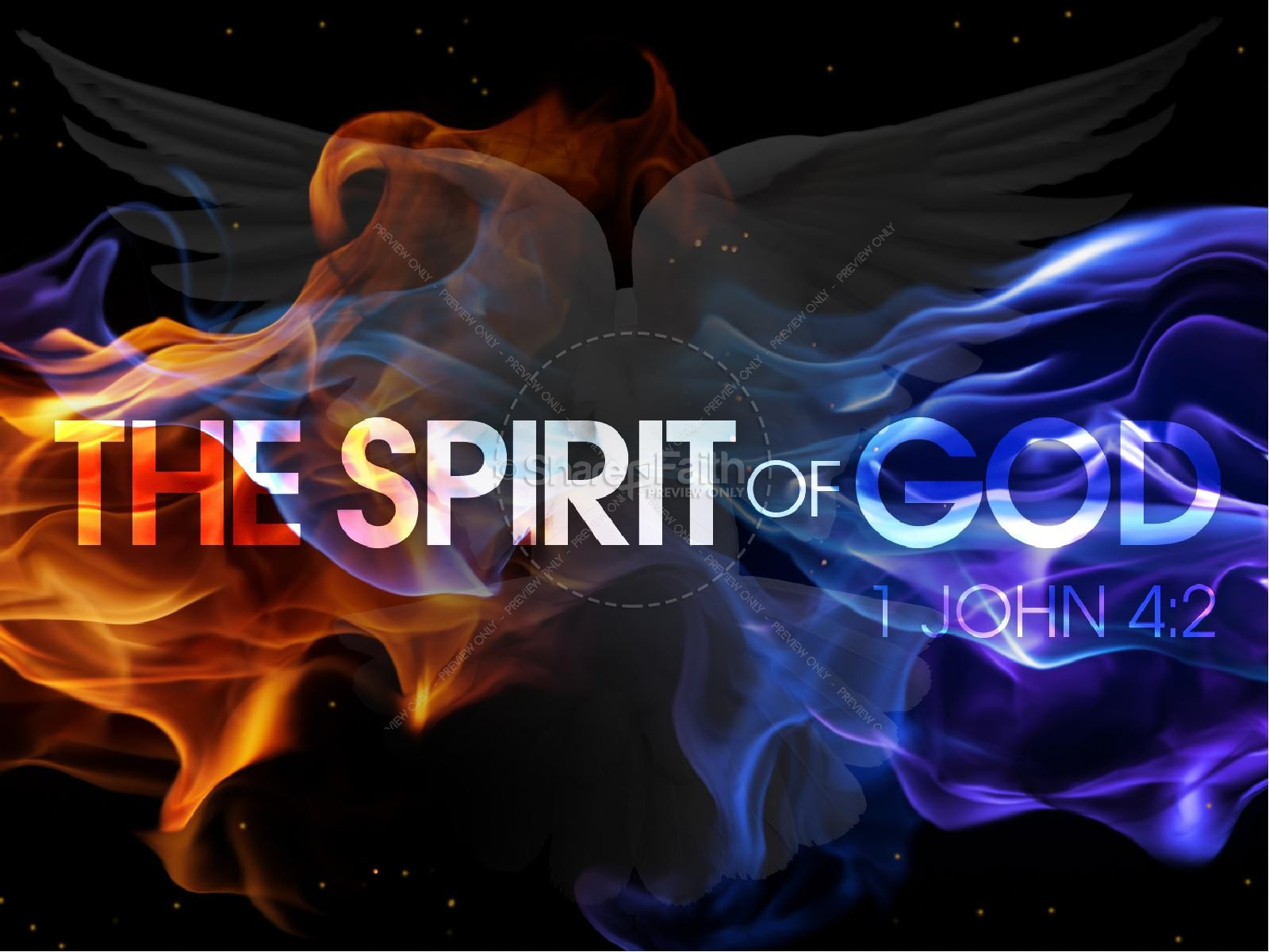 The Spirit of God Powerpoint