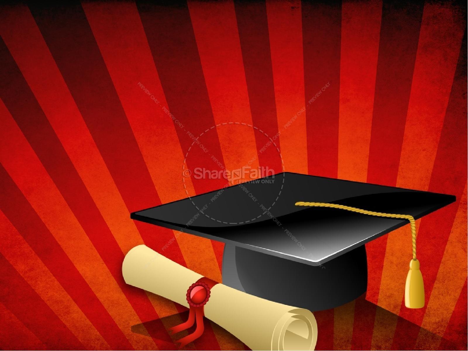 Graduation Sunday Powerpoint | slide 5