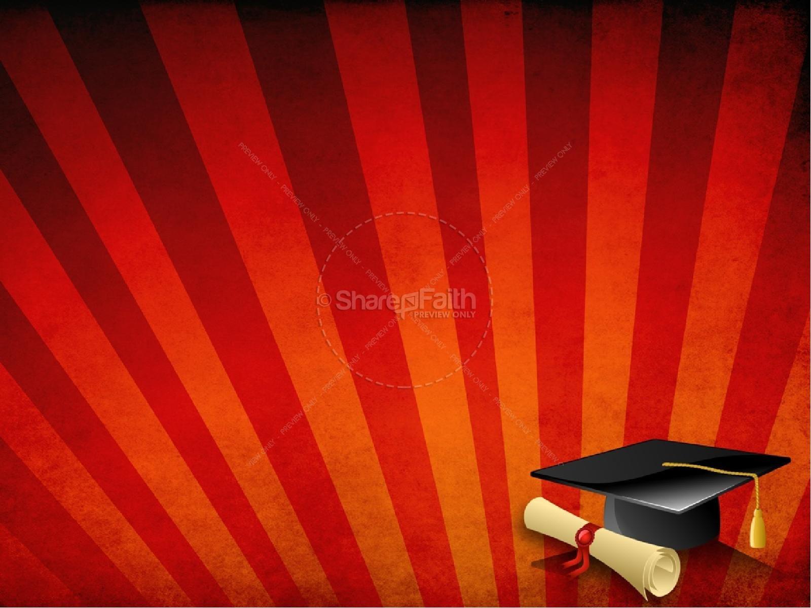 Graduation Sunday Powerpoint | slide 7