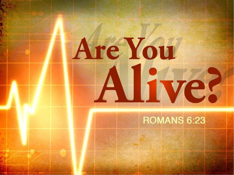 Alive PowerPoint Sermon