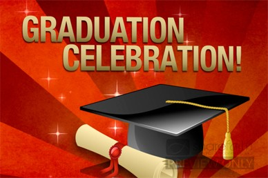 Graduation Celebration Video Loop