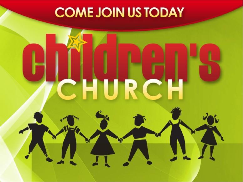Children's Church PowerPoint