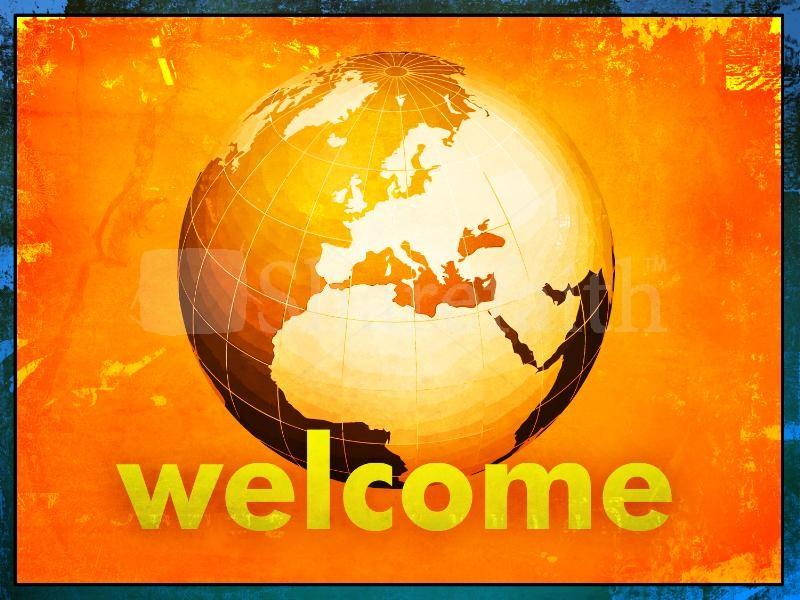 Church Website Church PowerPoint Template   slide 2