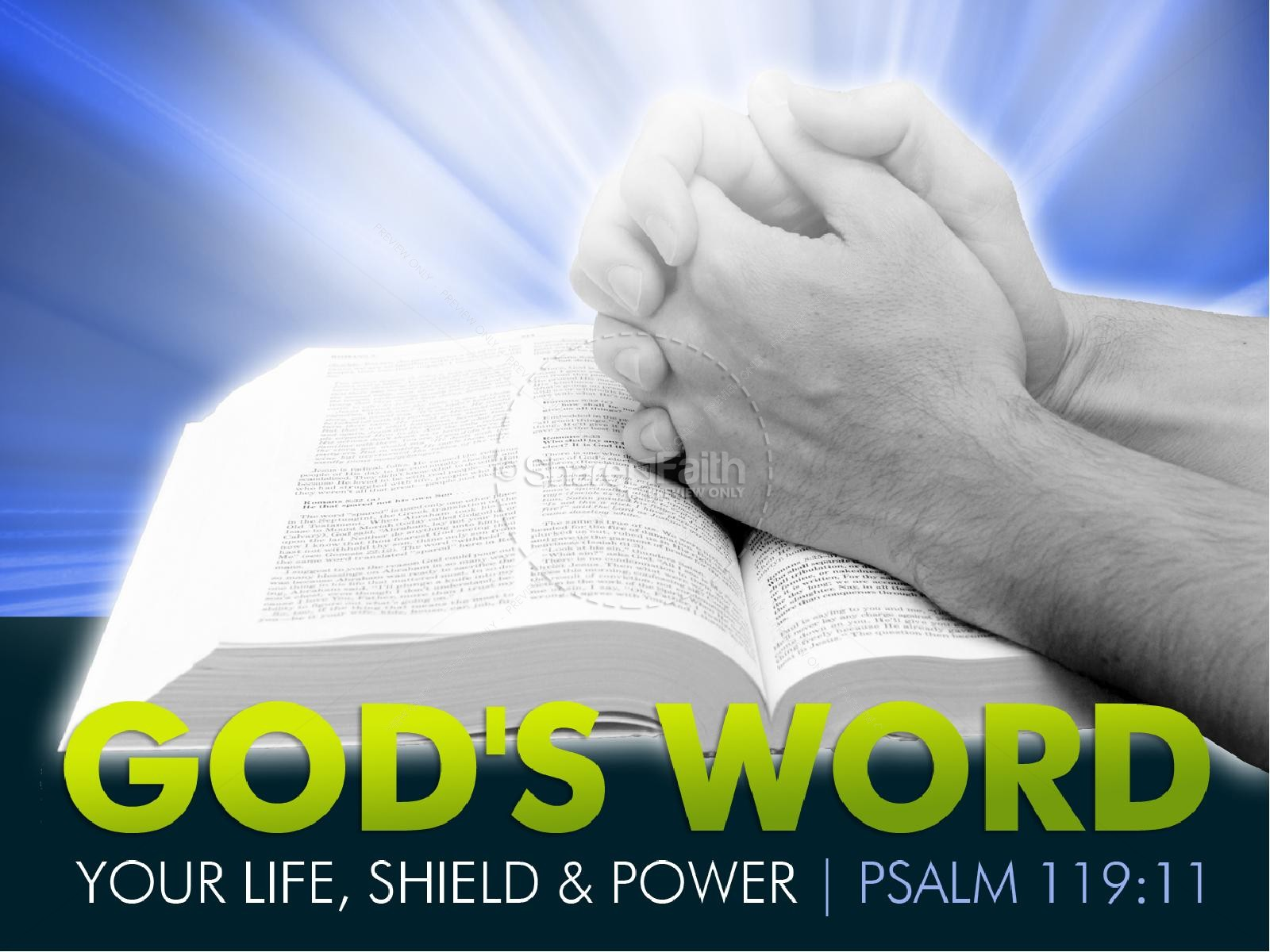 God's Word PowerPoint Sermon