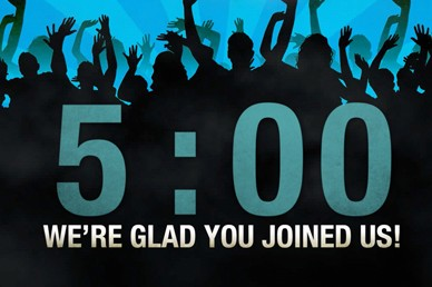 Worship Countdown Timer Video