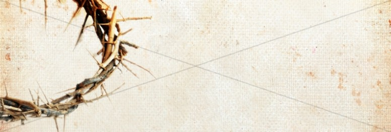 Christ Crucified Website Banner