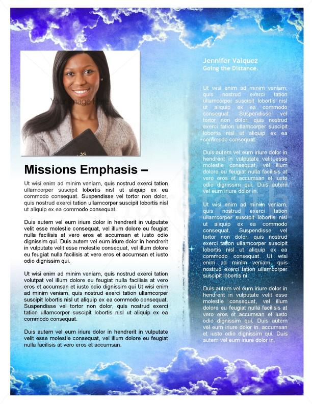 Cross Sky Church Newsletter