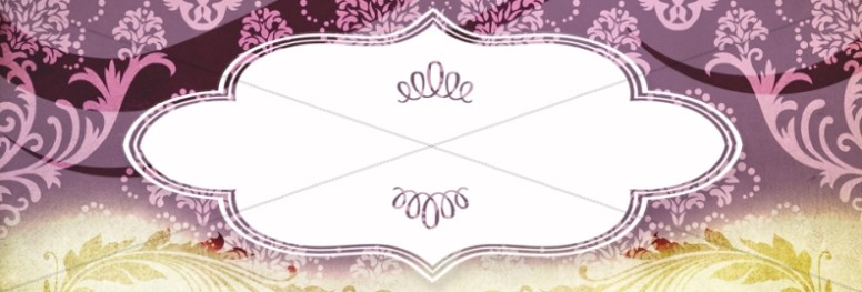 Wedding Website Banner