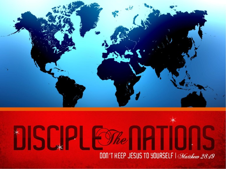 Disciple the Nations PowerPoint Sermons