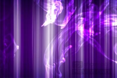 Purple Abstract Worship Video