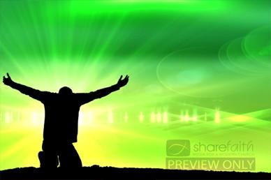 Worship God Video Loop