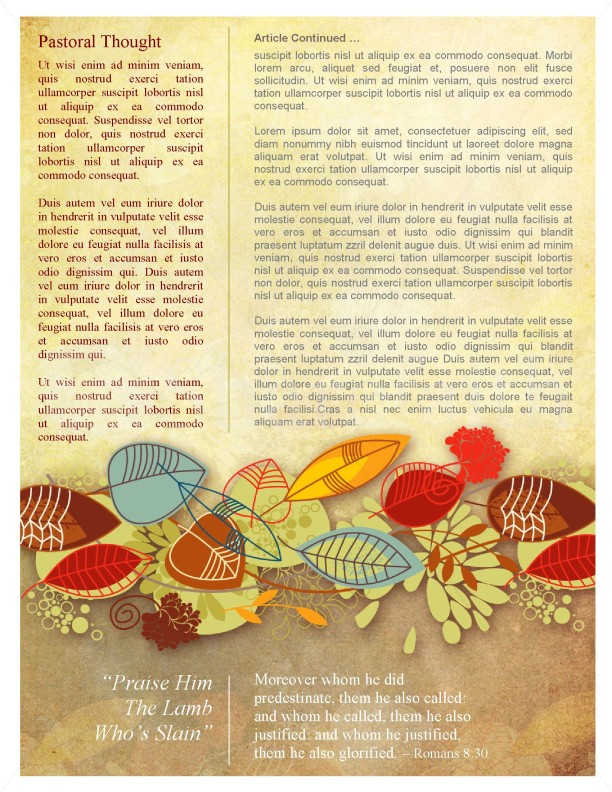page-12 Church Fall Newsletter Templates on free black white, microsoft publisher, free online, youth group, youth ministry, upcomingevents email, free printable blank,