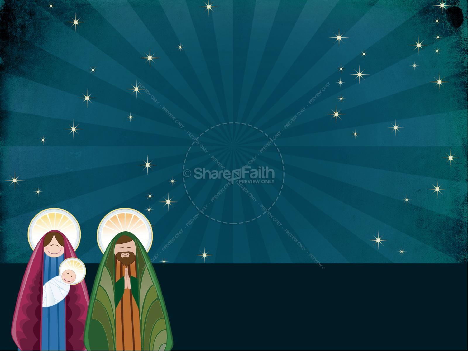 The Christmas Story PowerPoint Slideshow | slide 7