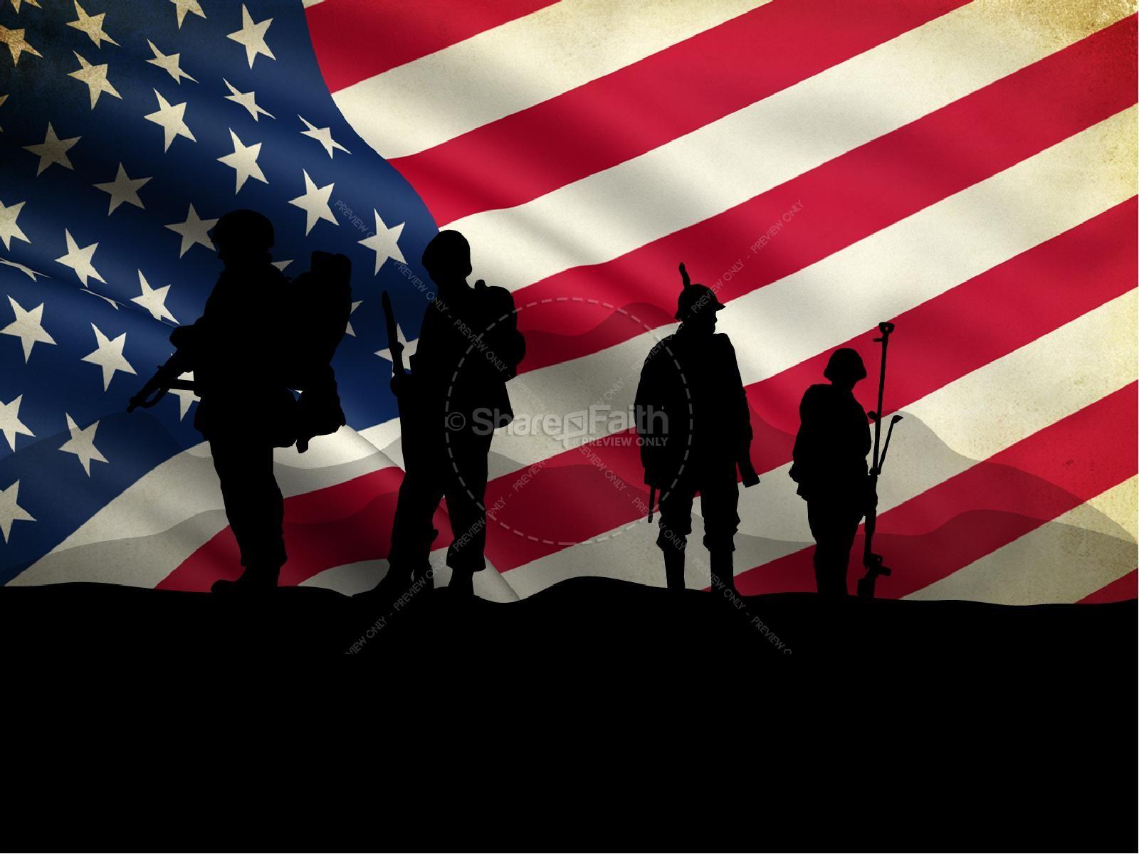 Veterans Day PowerPoint Sermon | slide 2
