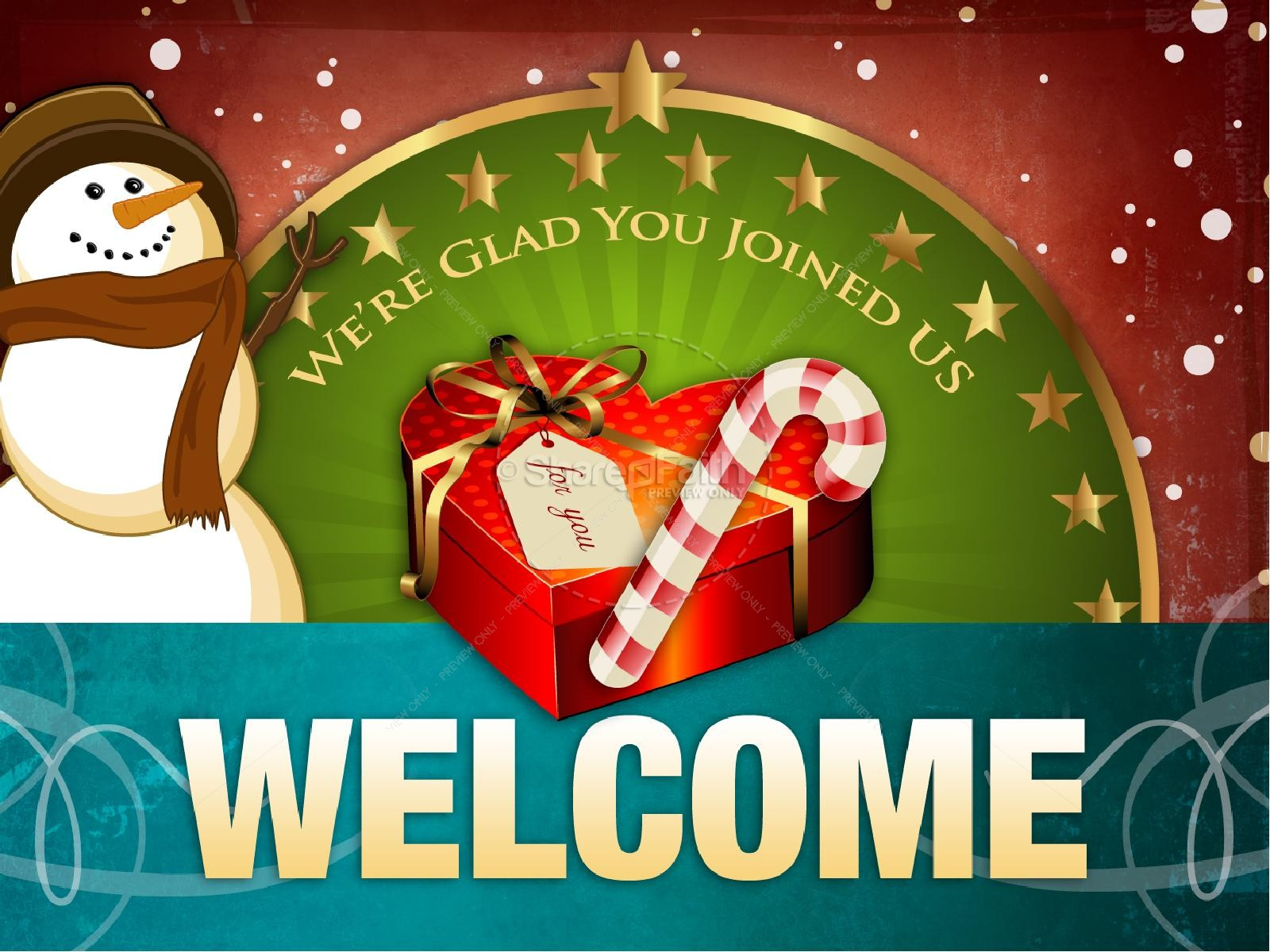 Christmas Story PowerPoint Template