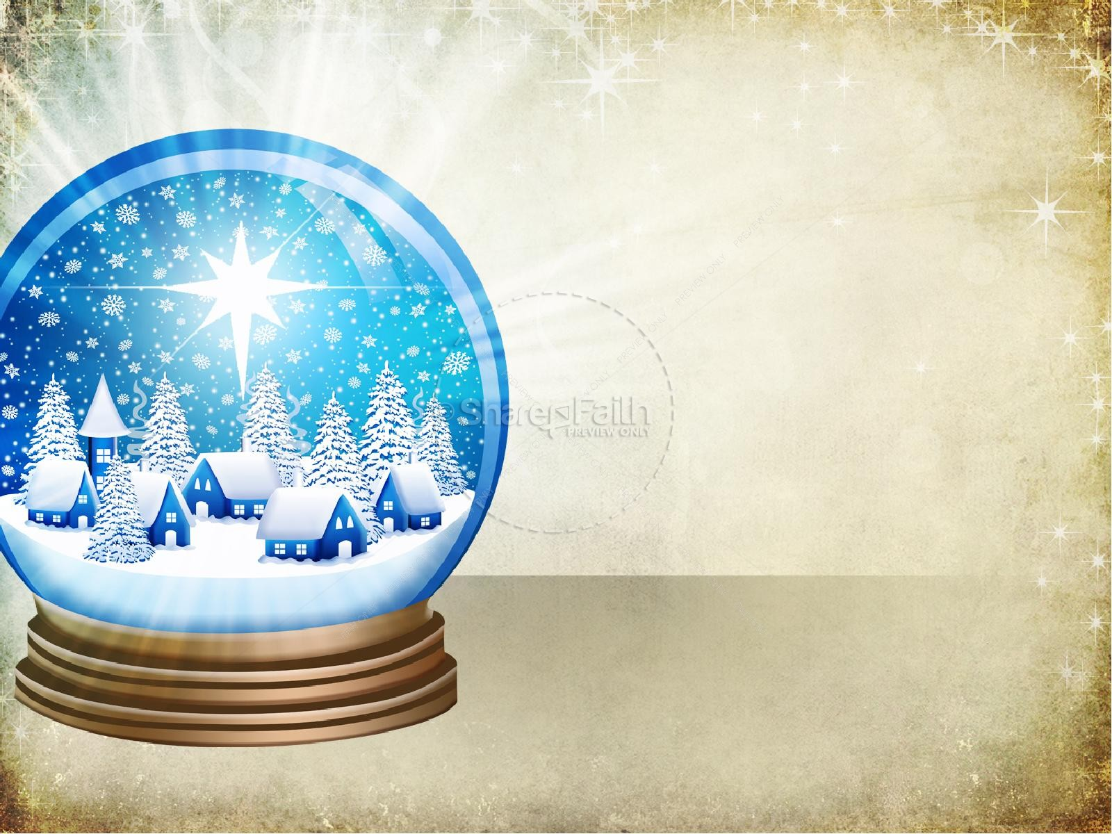 Joy to the World PowerPoint Template | slide 7