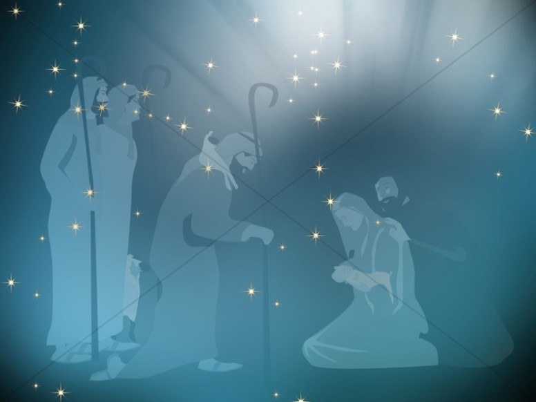 These Three Kings Background Worship
