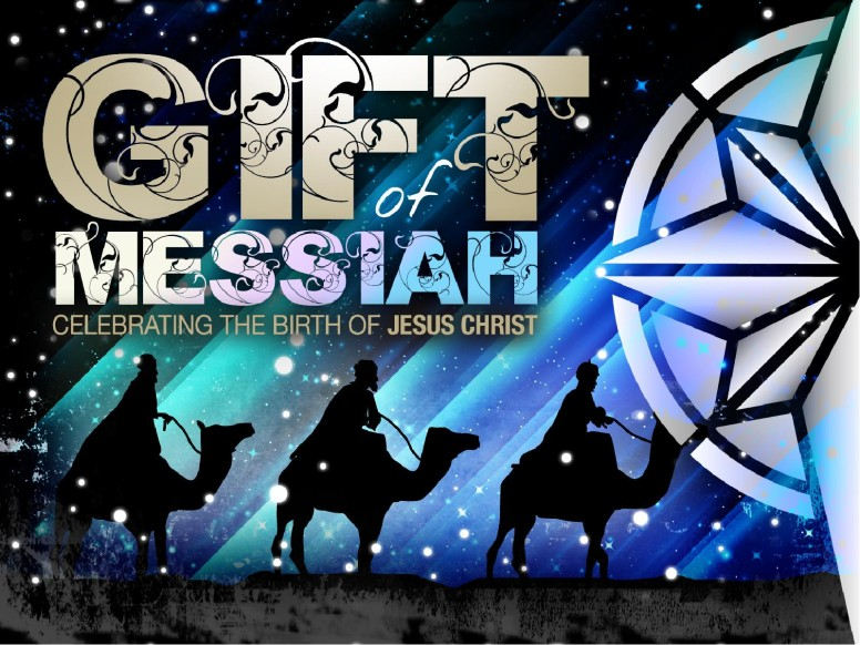 Gift of Messiah PowerPoint Sermon