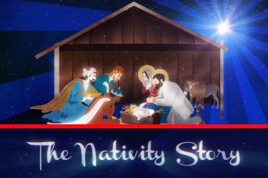 Nativity Story Church Welcome Video