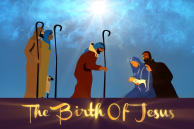 Birth of Jesus Welcome Video