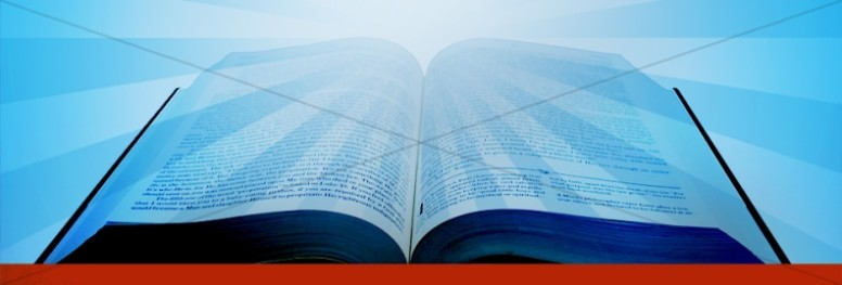 The Open Bible Website Banner